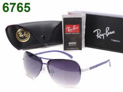 lunettes solaires ray ban soldes