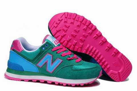 chaussure new balance nike