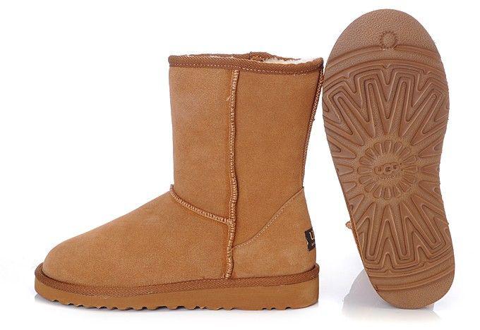 Nouveau style ugg bottes pour femmes