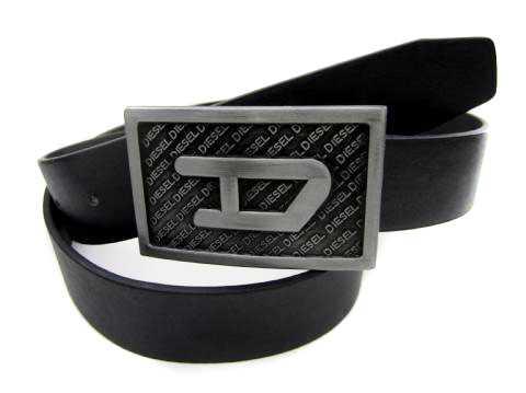 ceinture en cuir diesel boucle ceinture diesel homme ceinture diesel grosse boucle. Black Bedroom Furniture Sets. Home Design Ideas