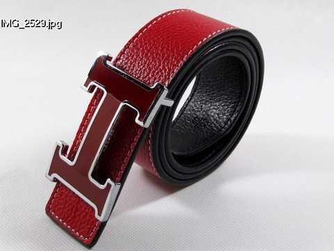c16875c014d comment porter ceinture hermes