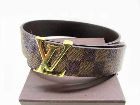 efaa123eb9d ceintures louis vuitton prix