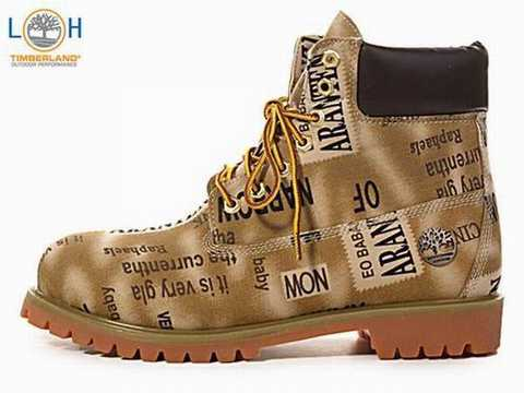 timberland homme valence