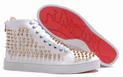 louboutin chaussures basket