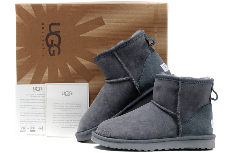 bottine facon ugg