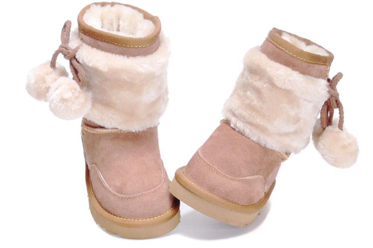 bottes hautes style ugg